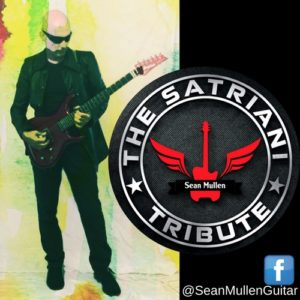 Sean Mullen plays Satriani
