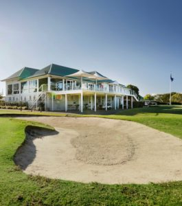 One of Australia's top 25 clubhouses.